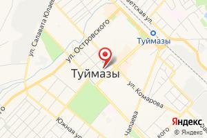 Адрес Башэлектросбыт на карте