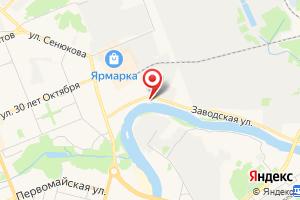 Адрес Береговая насосная станция на карте