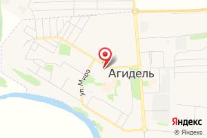 Адрес ТП Рус на карте