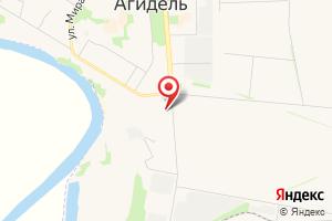 Адрес Трансформаторная подстанция № 6215 на карте