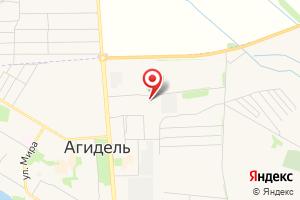 Адрес Электрическая подстанция 110 кВ города Агидель на карте
