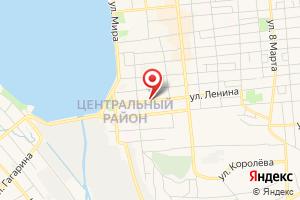 Адрес ТеплоГаз на карте