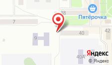 Апартаменты на Ленина на карте