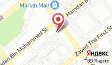 Апарт-отель Al Maha Arjaan by Rotana на карте