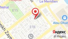 Апарт-отель Al Manzel Hotel Apartments на карте
