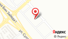 Апарт-отель Al Diar Sawa Hotel Apartments на карте