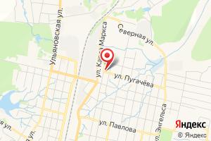 Адрес Газпром газораспределение Пермь Верещагинское управление газового хозяйства Краснокамского филиала на карте