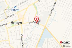 Адрес Янаульские электрические сети на карте