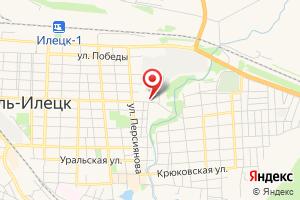 Адрес Соль-Илецкое Многоотраслевое Производственное предприятие Жилищно-коммунального Хозяйства на карте
