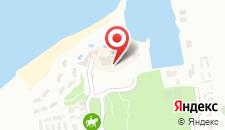 Курортный отель JA Beach Hotel на карте