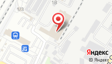 Гостиница Парк Отель на карте