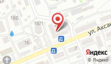Гостиница Дубрава Плюс на карте