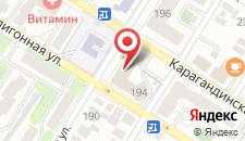 Гостиница TWEED на карте