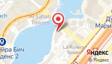 Апарт-отель Nuran Marina на карте