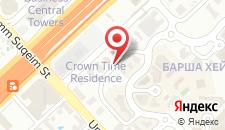 Апарт-отель Legacy Hotel Apartments на карте