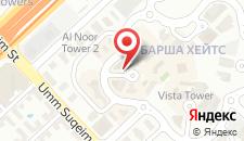 Отель Byblos Hotel на карте
