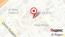 Отель TRYP by Wyndham Dubai на карте