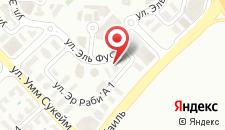 Отель Auris Inn Al Muhanna Hotel на карте