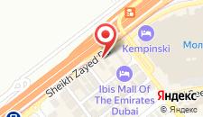 Апарт-отель Auris Boutique Hotel Apartments на карте