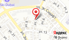 Апарт-отель La Villa Najd Hotel Apartments на карте