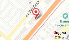 Апарт-отель Villa Rotana - Dubai на карте