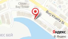 Отель Steigenberger Hotel - Business Bay на карте