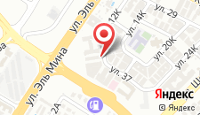 Отель Smana Hotel Al Raffa на карте