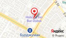 Апарт-отель Milestone Hotel Apartment на карте