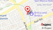 Отель Al Rabia Hotel на карте