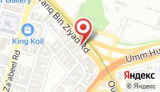 Отель Ramee Royal Hotel на карте