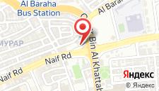 Отель Saffron Boutique Hotel на карте