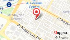 Отель Zain International Hotel на карте