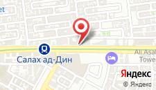Апарт-отель Star Metro Deira Hotel Apartments на карте