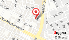 Апарт-отель Asfar Hotel Apartment на карте