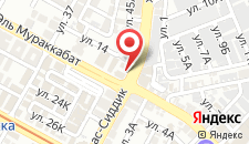 Апарт-отель Welcome Hotel Apartments (DELUXE) на карте