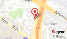 Отель J5 Hotels – Port Saeed (Formerly Rihab Rotana) на карте