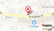Апарт-отель Al Hayat Hotel Suites на карте