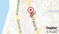 Отель Al Majaz Hotel Sharjah на карте