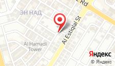 Апарт-отель Al Bustan Tower Hotel Suites на карте