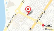 Апарт-отель Al Ferdous Hotel Apartments на карте