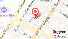 Апарт-отель Al Reem Hotel Apartments на карте