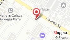 Апарт-отель Dunes Hotel Apartment, Al Muhaisnah на карте
