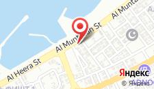 Курортный отель Green House Resort на карте
