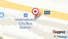 Отель Ibis Styles Dragon Mart Dubai на карте