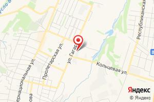 Адрес Водоканалстройсервис на карте