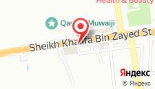 Отель City Seasons Hotel Al Ain на карте