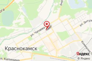 Адрес Газпром межрегионгаз Пермь на карте
