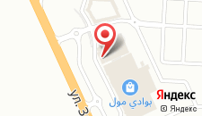 Отель Ayla Bawadi Hotel на карте