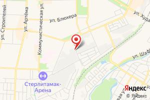 Адрес МУП МР КВК на карте