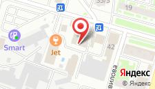 Отель ЮЛДАШ на карте